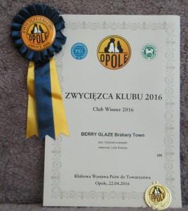 Klub Winner Berry